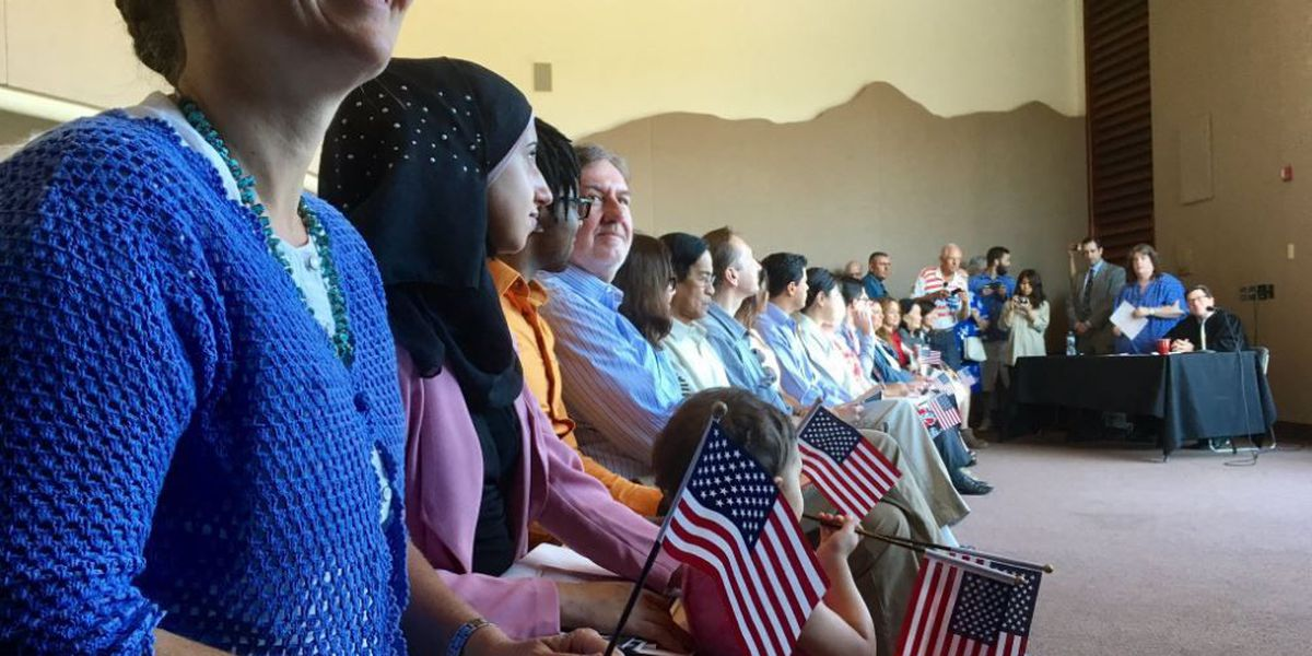 Tucson Independence Day ceremony naturalizes 20 new US citizens