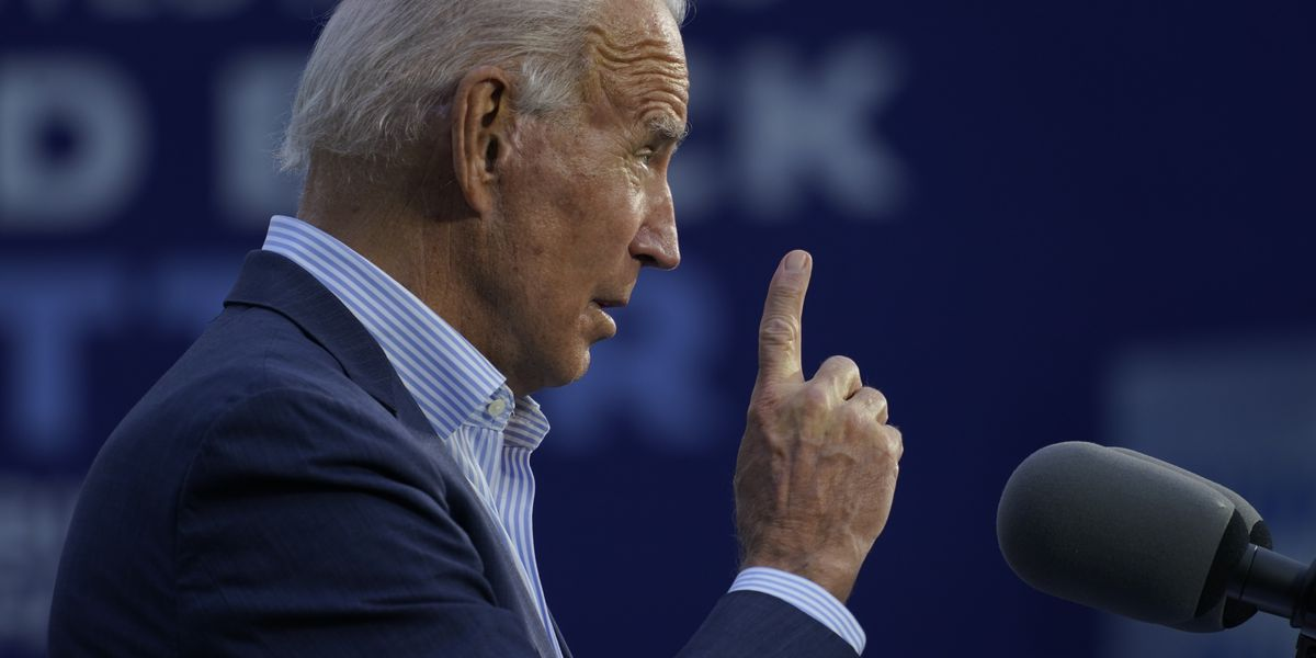 Man arrested in Kannapolis, N.C. with van full of guns and explosives, allegedly researched killing Joe Biden
