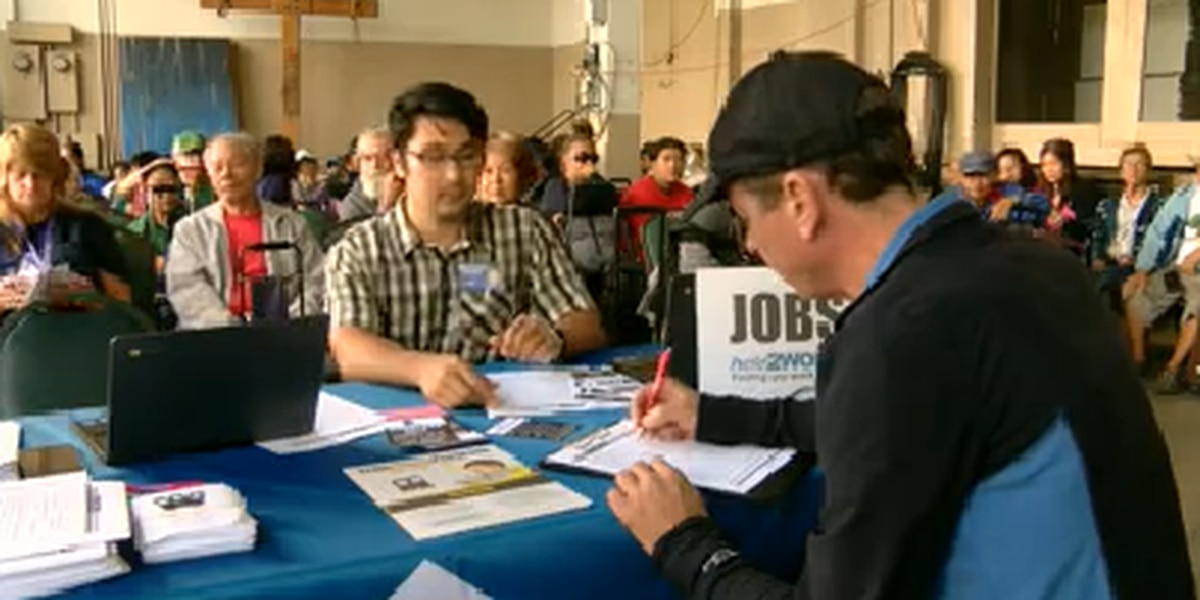 Pima County job vacancies at all-time high