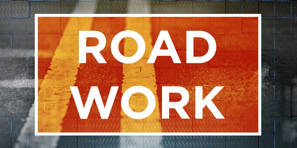 Overnight restrictions to remove asphalt on stretch of eastbound I-10