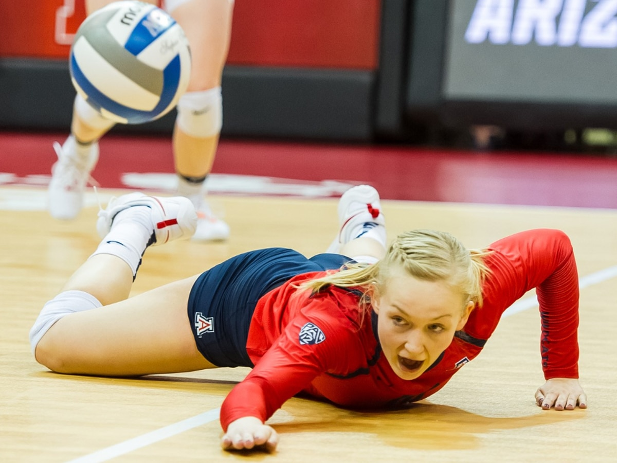 Red-Blue on tap Saturday for Arizona Volleyball