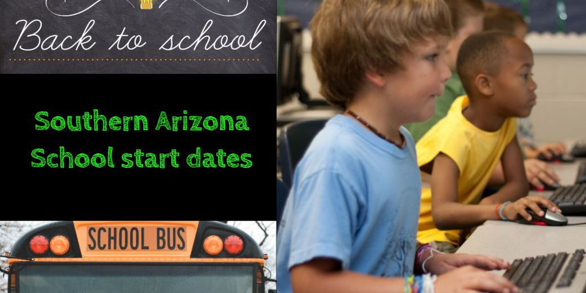 2019: Back to School for southern AZ students