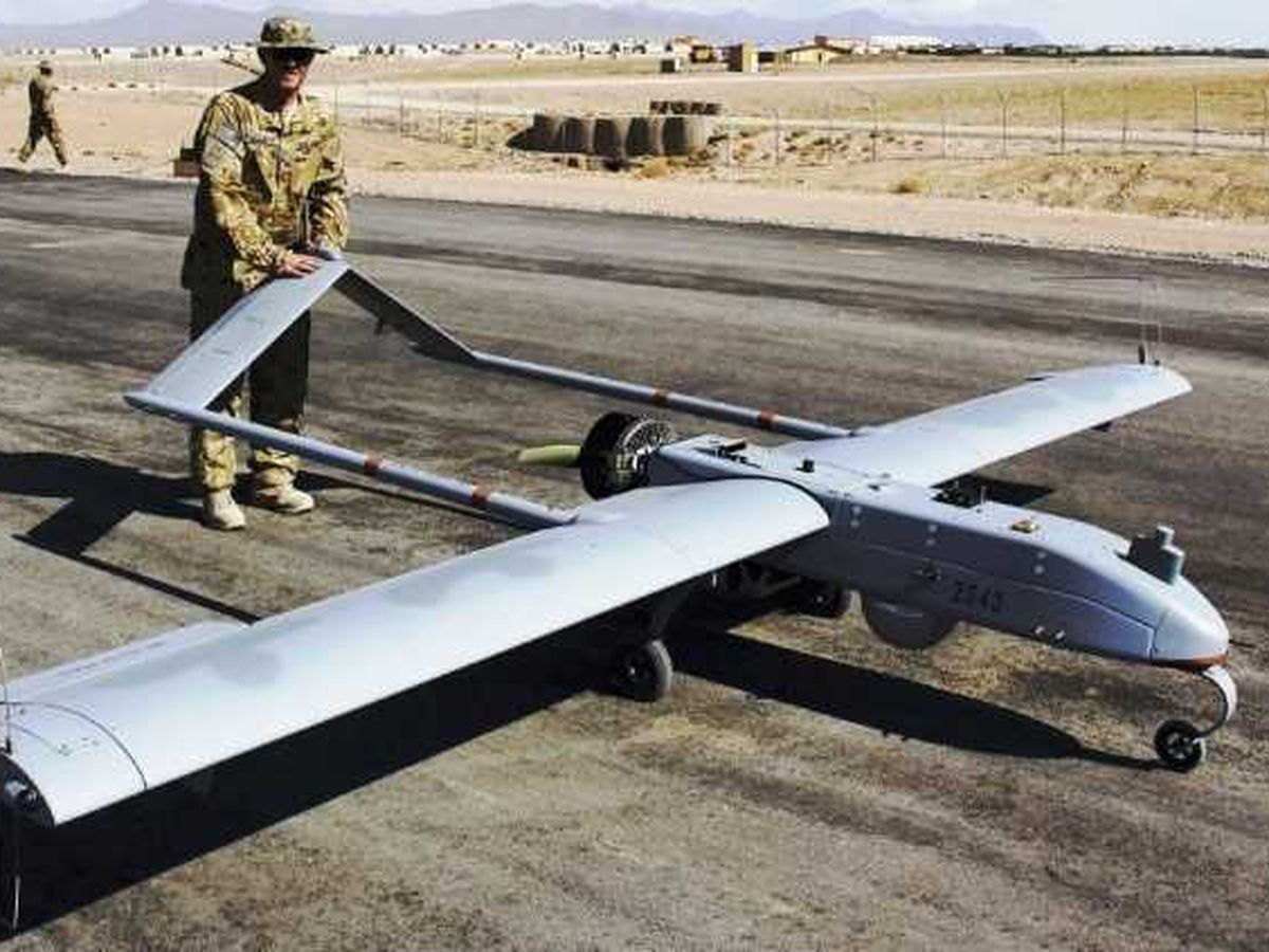 UPDATE: Shadow UAS reportedly found in rural area of Pima County