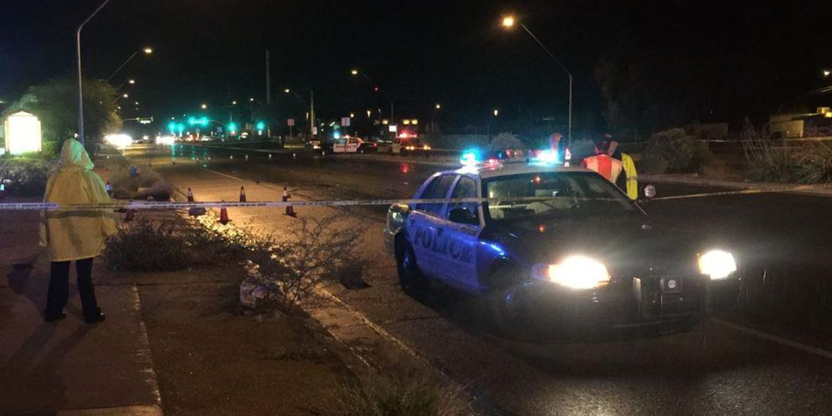 Call for change following another deadly year for pedestrians in Tucson