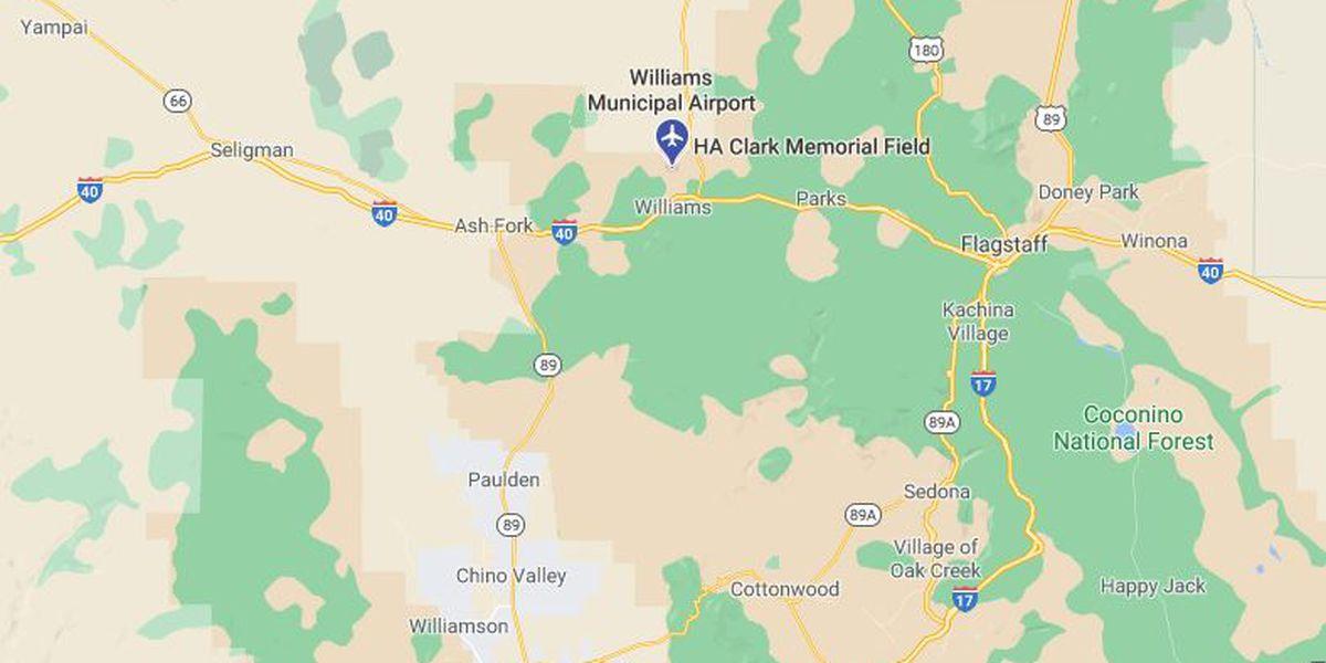 Plane wreckage found in Coconino County; 2 Californians aboard dead