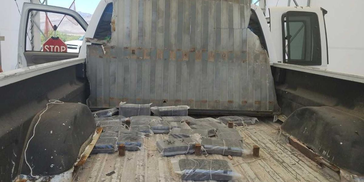 CBP: Couple caught smuggling cocaine into US