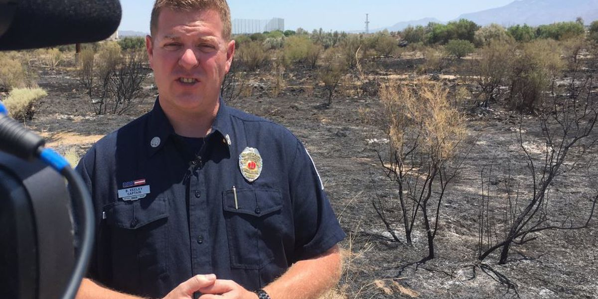 Homeless warning part of community response for southern Arizona firefighters