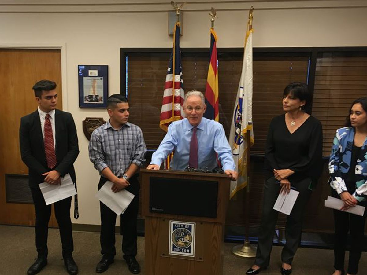 Tucson's version of the National Voter Registration day focusing on youth vote