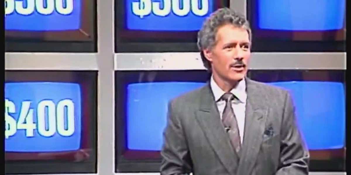 Alex Trebek left a long game-show resume