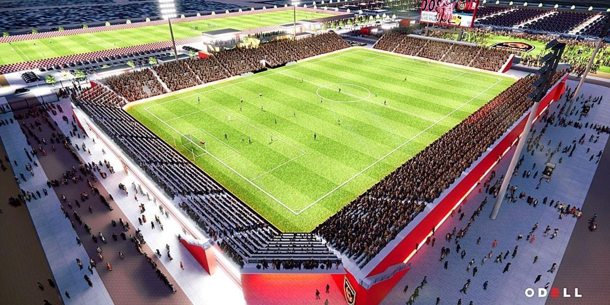 Phoenix Rising FC announces new stadium for soccer fans in 2021