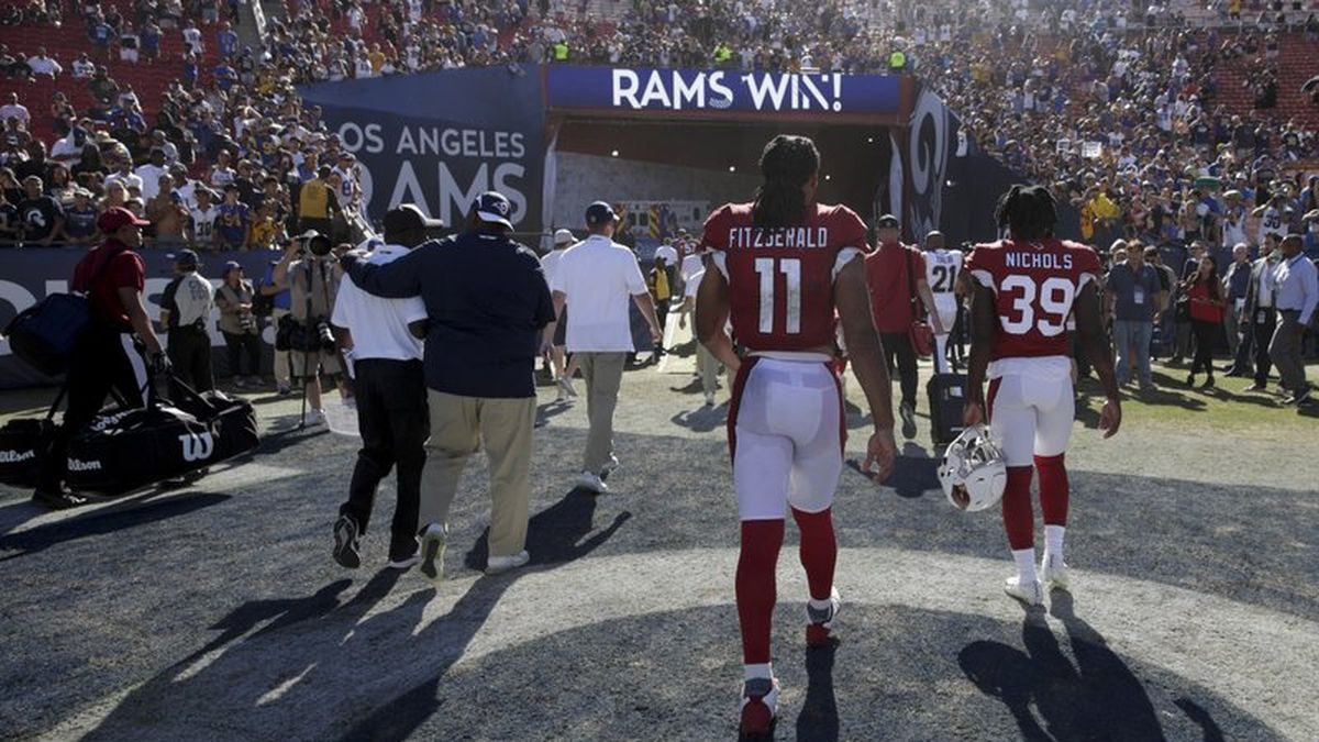 Cardinals looking for answers on offense after loss to Rams