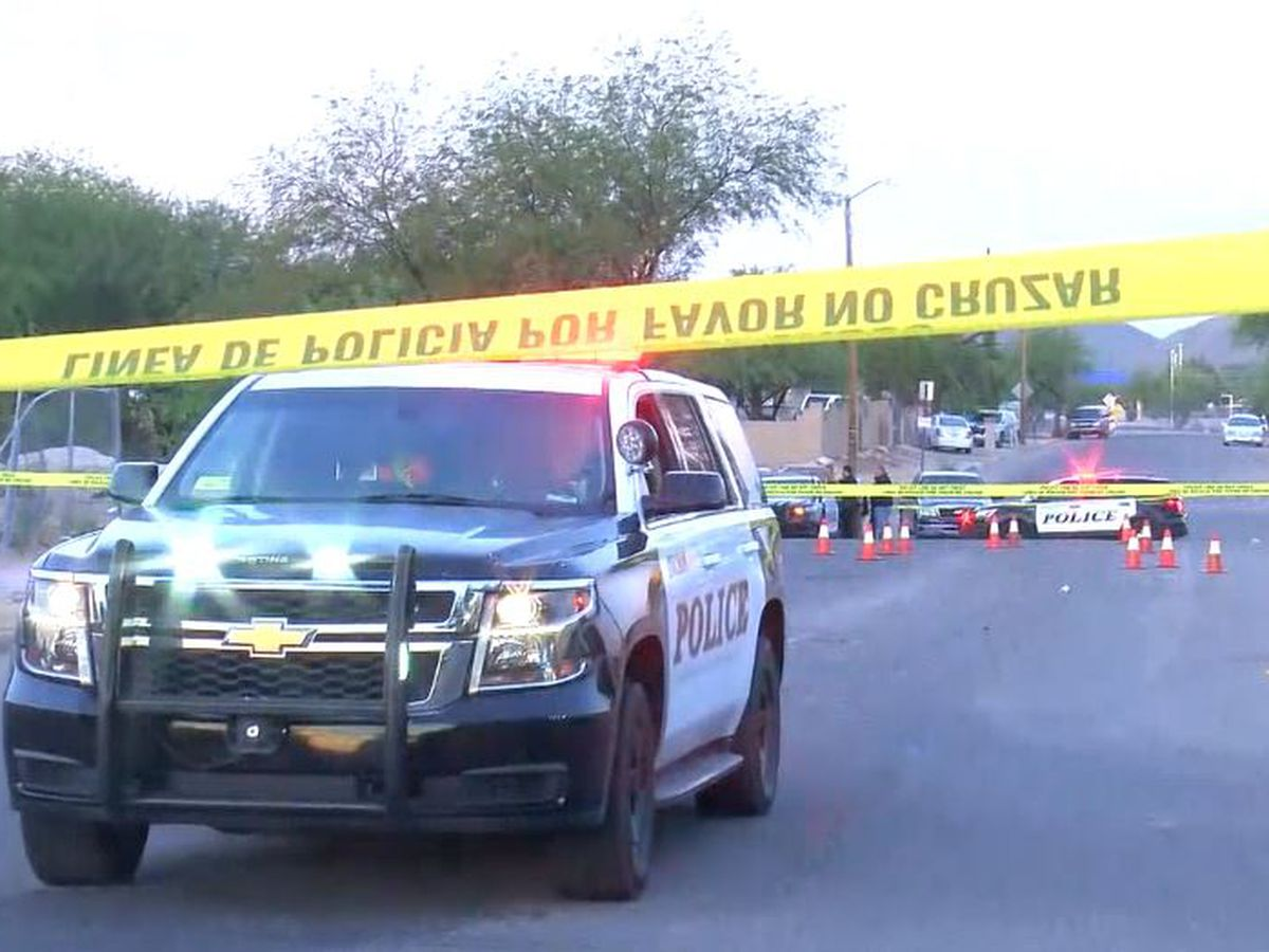 UPDATE: Police identify teen killed in Tucson south side shooting