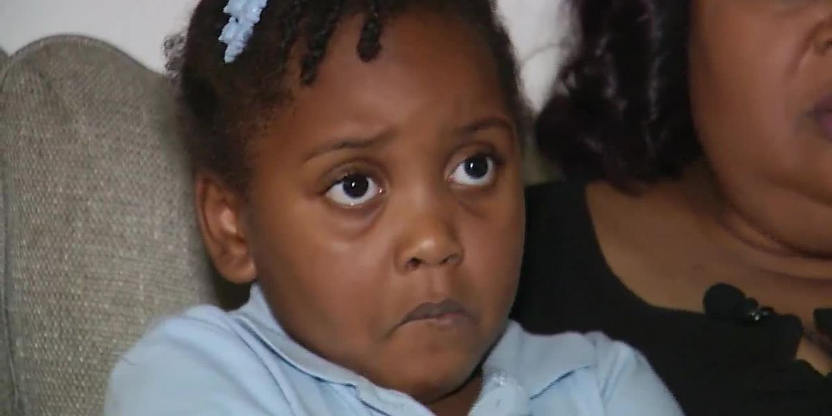 Florida grandmother outraged after tantrum leads to 6-year-old girl's arrest