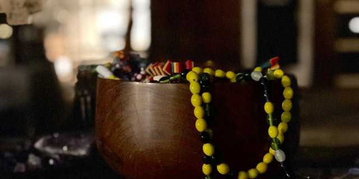 'Beads of Courage' help children dealing with serious illness