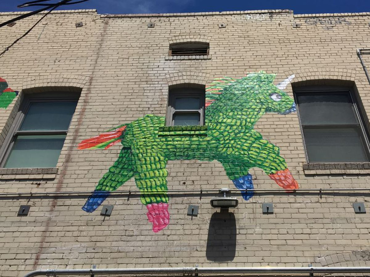 New murals coming to downtown Tucson