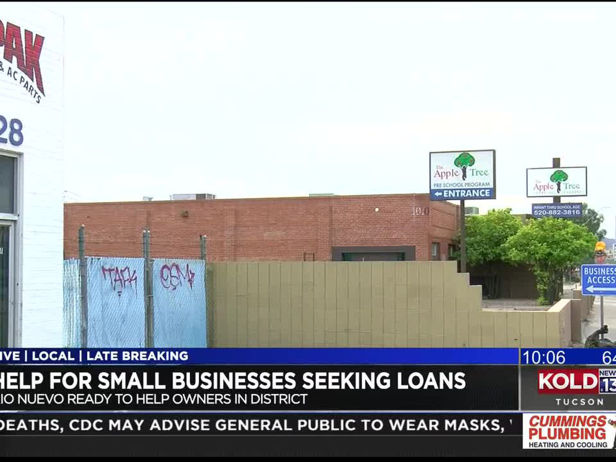 Rio Nuevo offers small businesses help applying for government funding