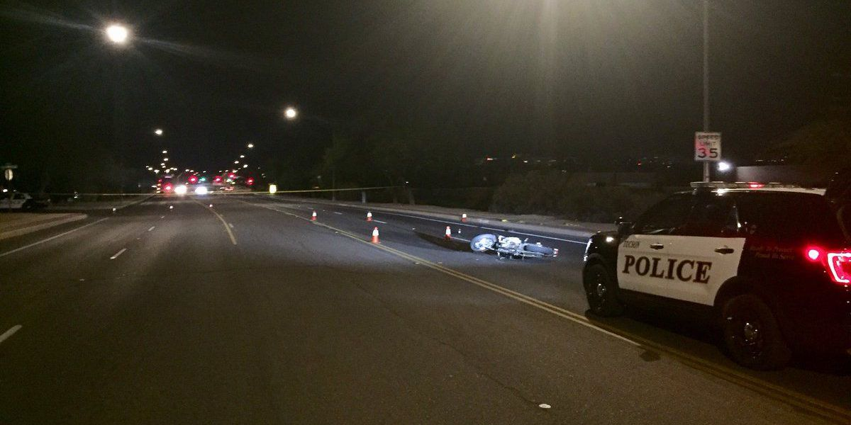 UPDATE: Woman dies day after motorcycle crash in Tucson
