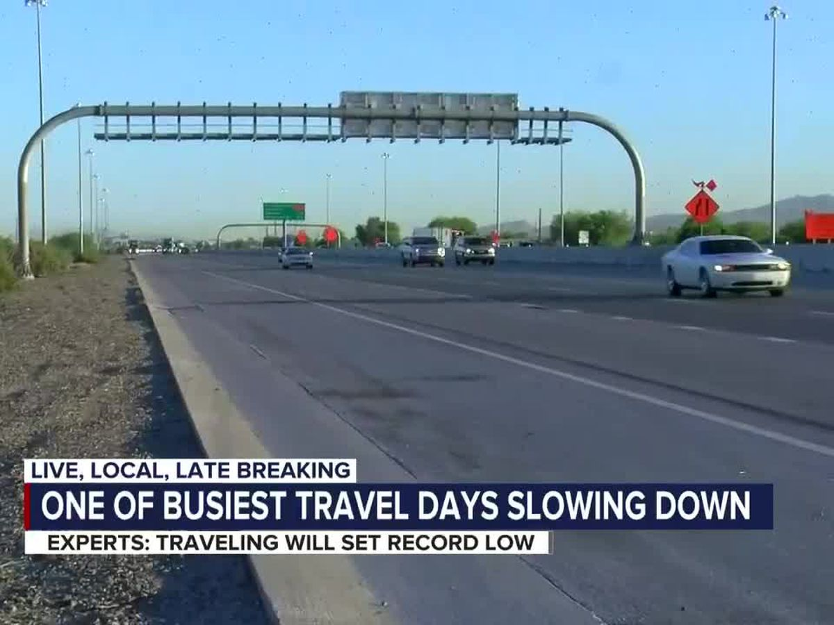 Record-low expected for Memorial Day travel