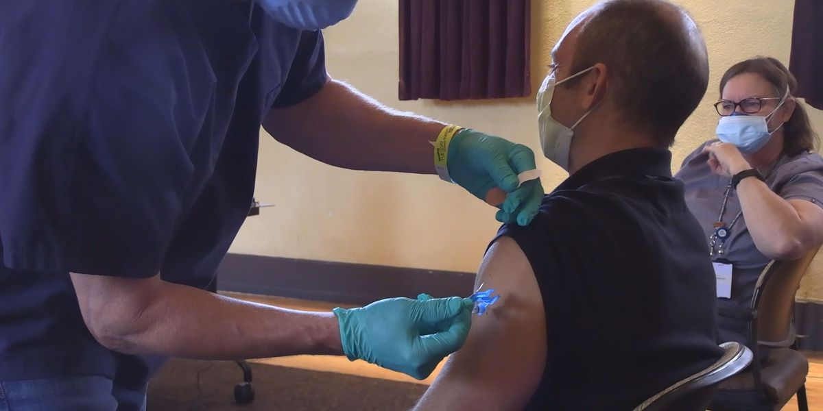 Over 2M in Arizona fully vaccinated against coronavirus