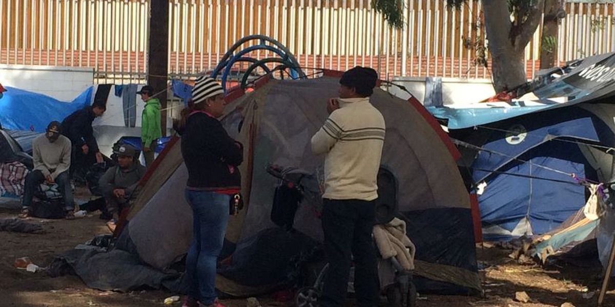 Tijuana residents worry about long-term effects of migrants