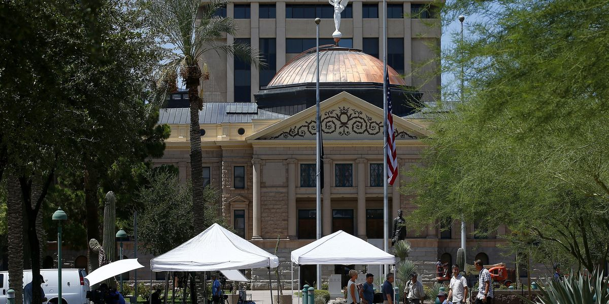Arizona governor recognizes human trafficking prevention month