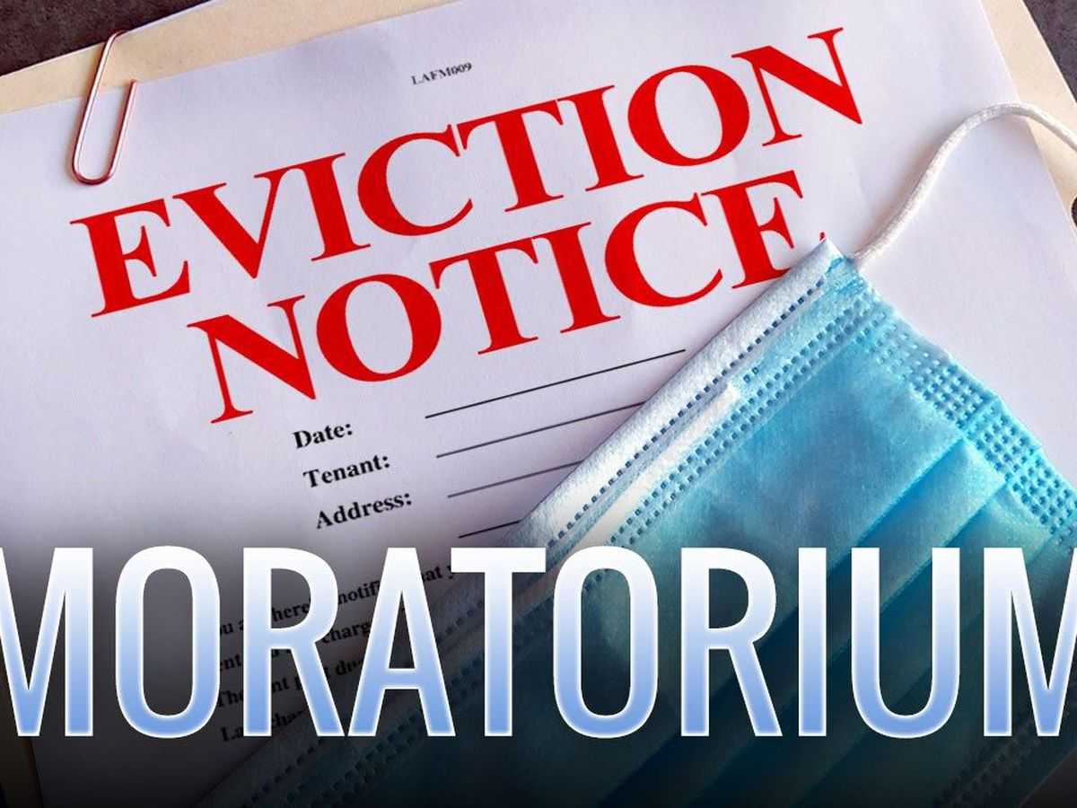 CDC extends Eviction Moratorium to end of March