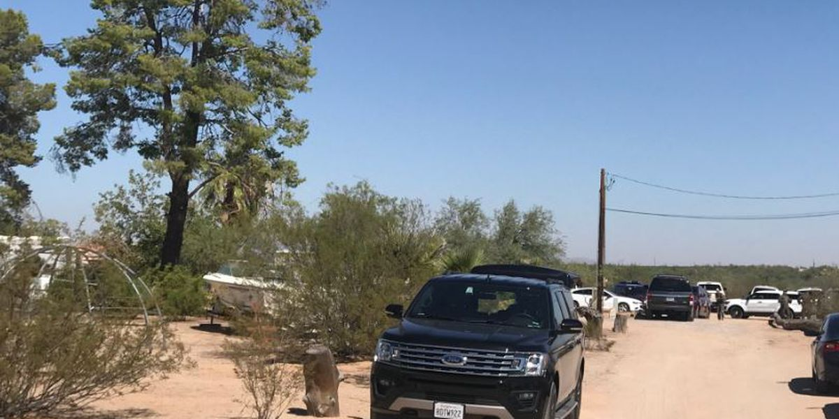 ATF agents shoot Avra Valley man while serving warrant