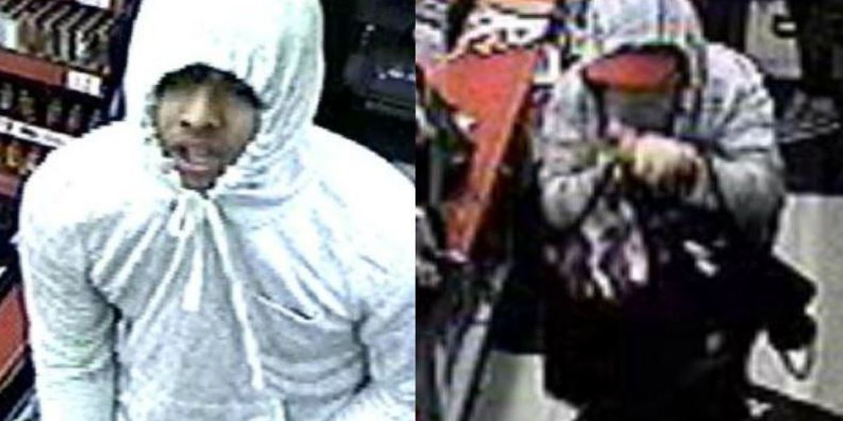 Pima Co. Sheriff's Department searching for suspects in alcohol, cigarette theft