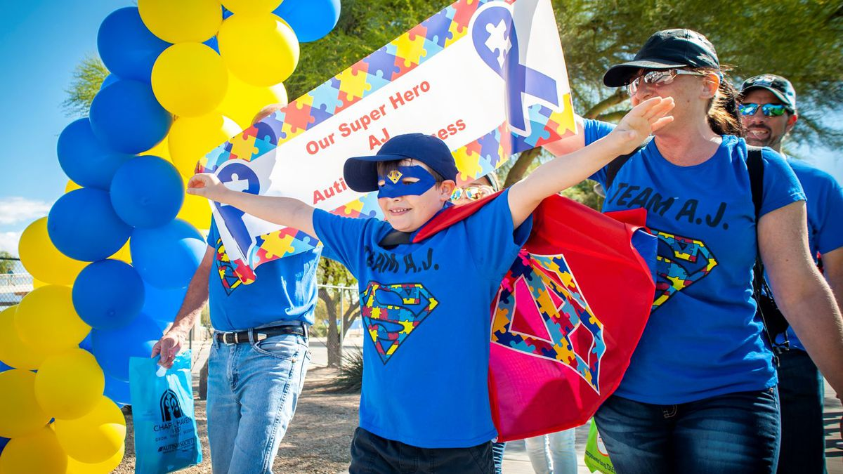 Autism Walk and Resource Fair goes virtual for 2020