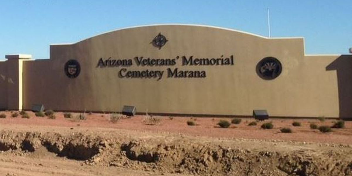 Veterans recovery program to inter 23 veterans at Arizona Veterans' Memorial Cemetery in Marana