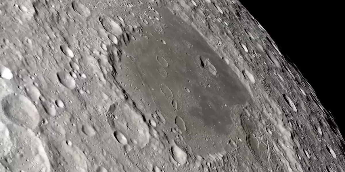 See what Apollo 13 astronauts saw: Welcome to the dark side of the moon