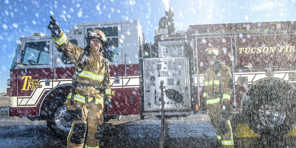 University of Arizona involved in study of female firefighters' health risks