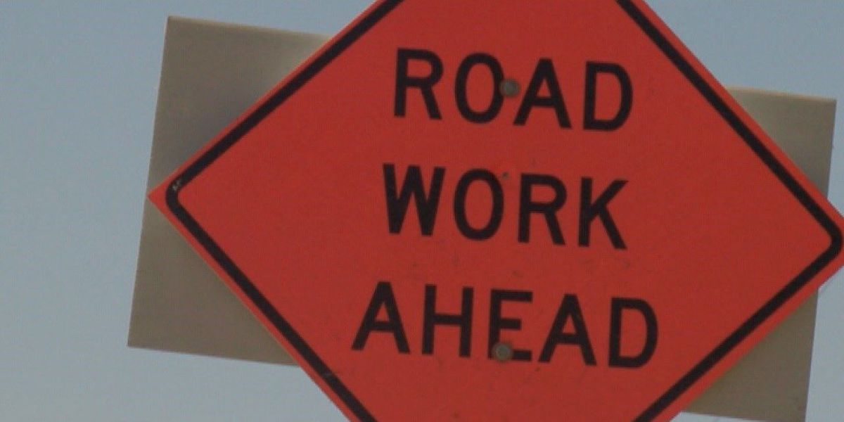 Pipeline improvement to restrict traffic on East Grant Road