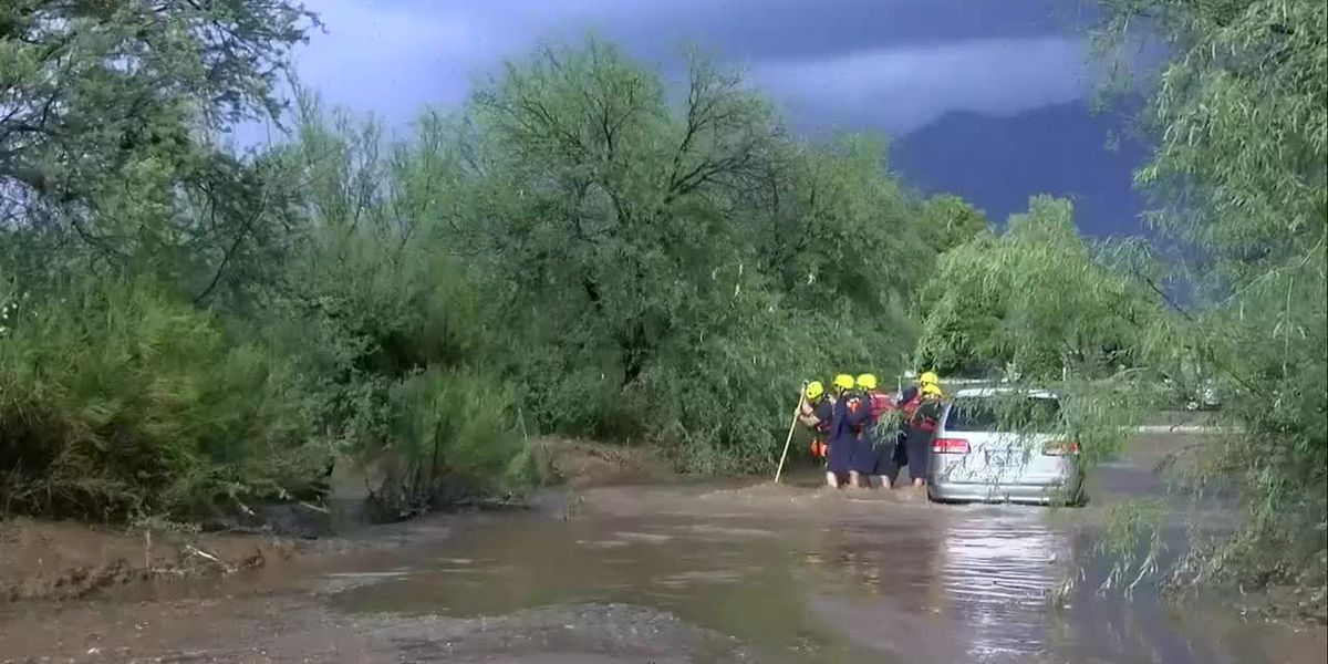 ADOT releases helpful tips to becoming rainstorm ready