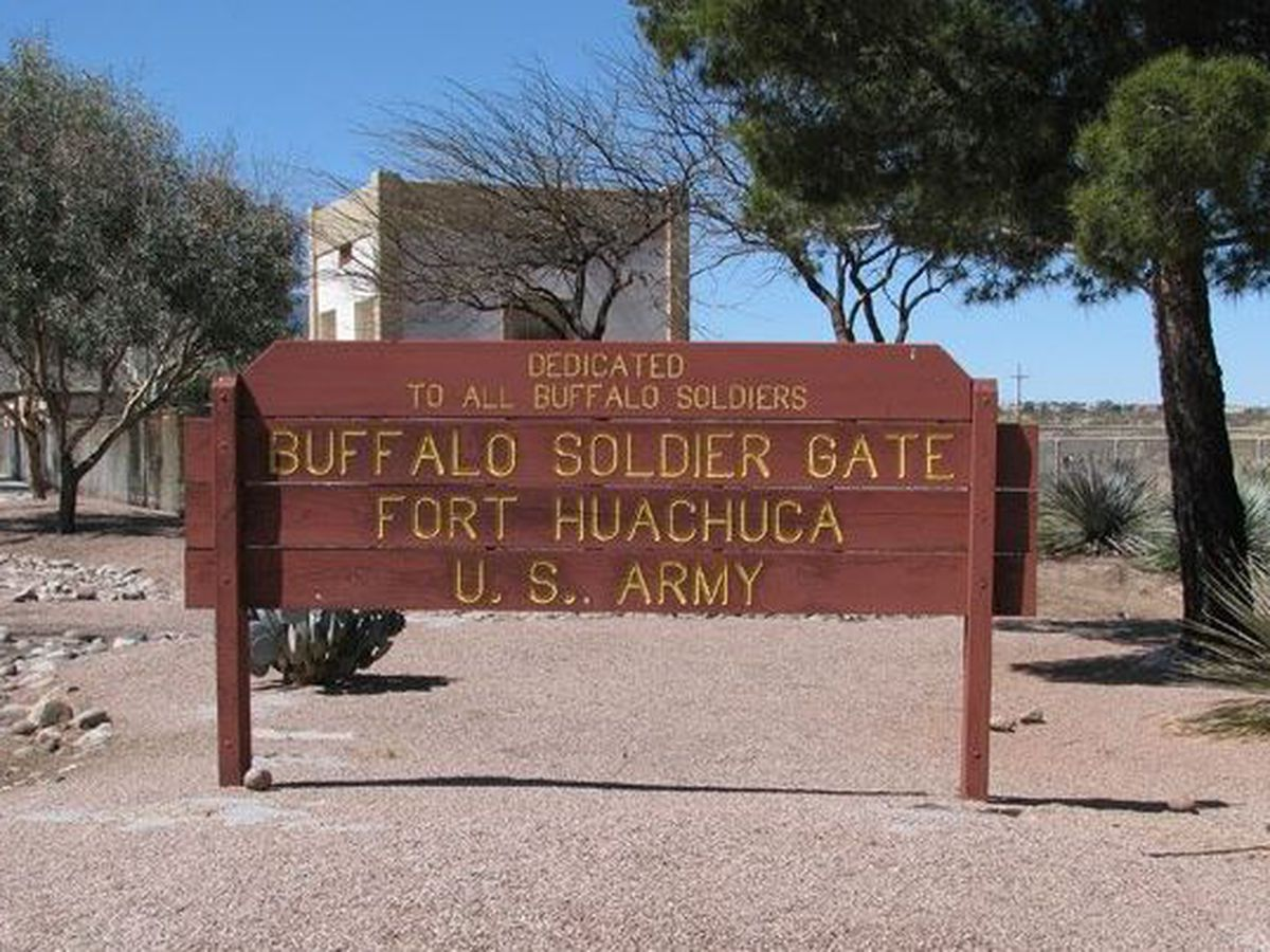 Changes to hours for Buffalo Soldier Gate at Ft. Huachuca