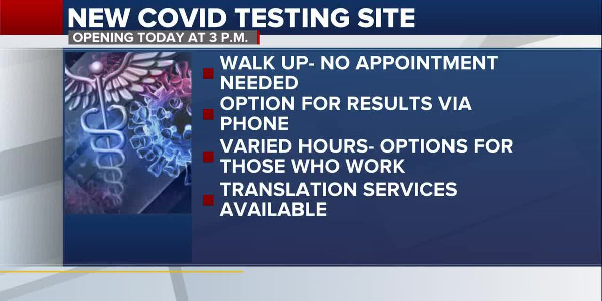 Pima County adds more COVID testing sites ahead of the holidays