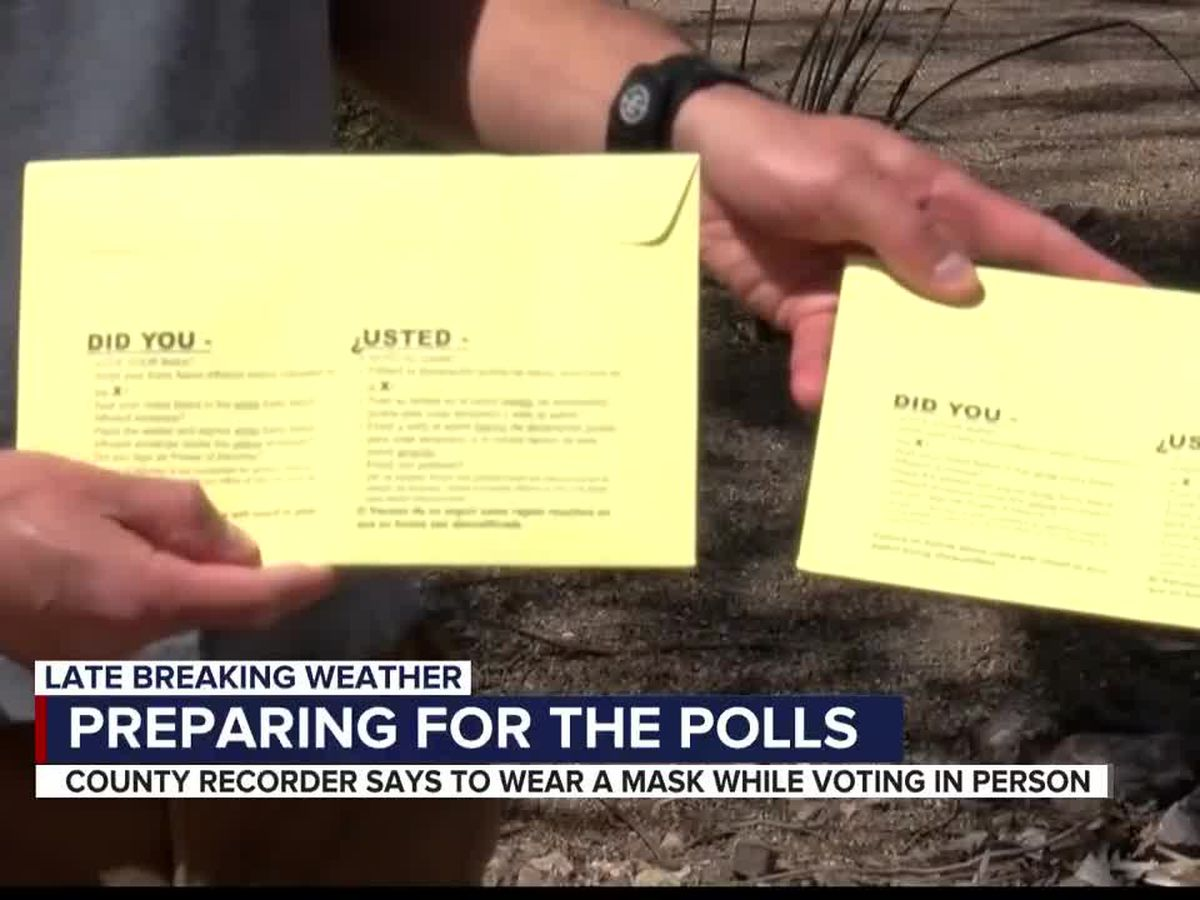 What to expect when voting in Pima County