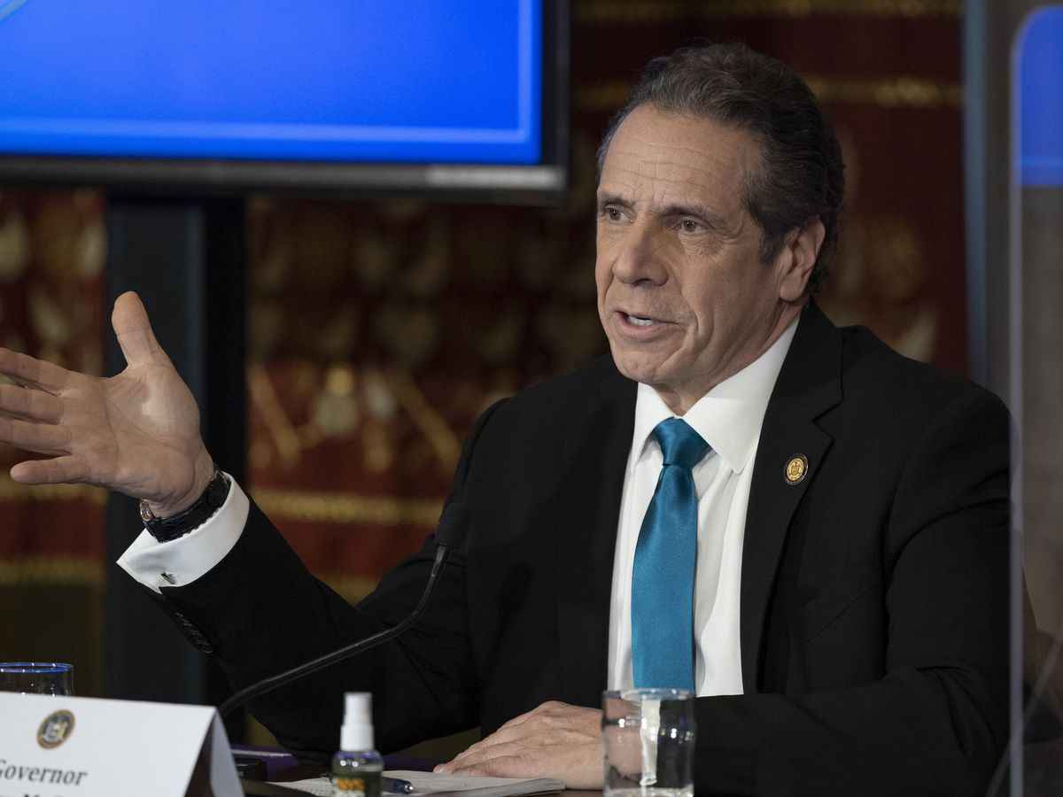 Calls for Cuomo's resignation mount as 3rd accuser emerges