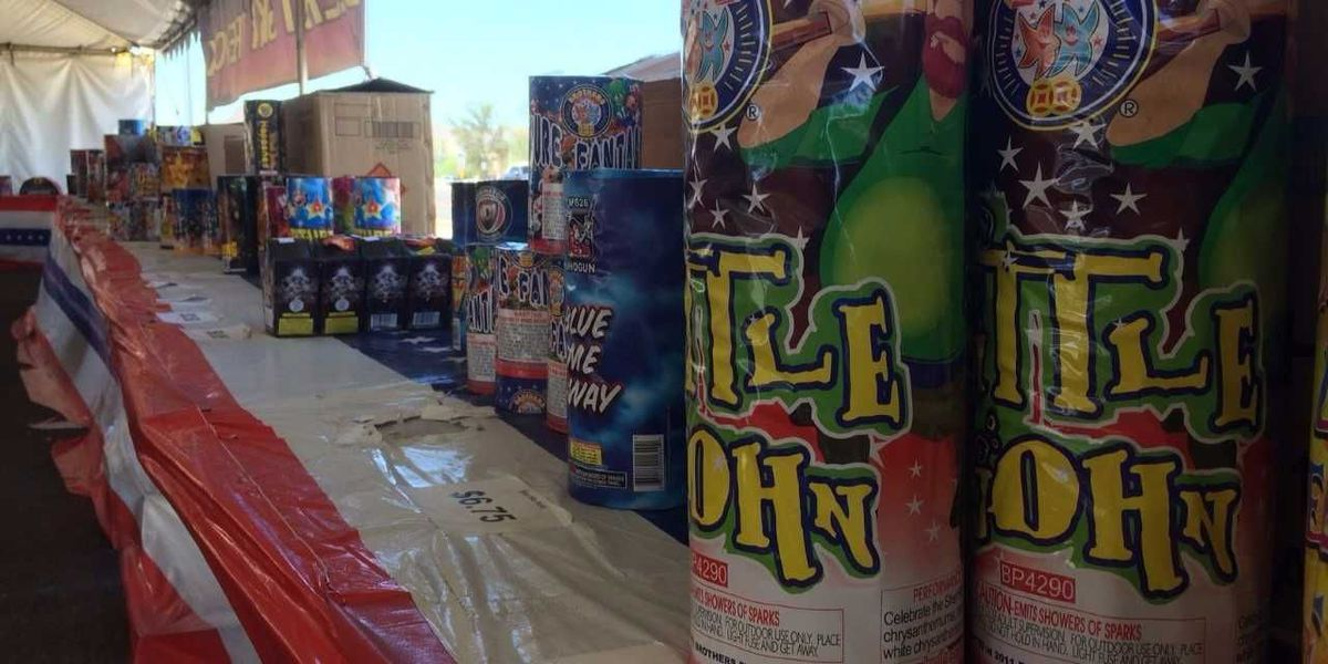 Firefighters offer firework safety steps for legal use