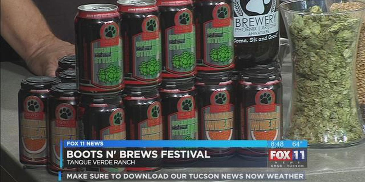 Boots N' Brews Festival at Tanque Verde Ranch