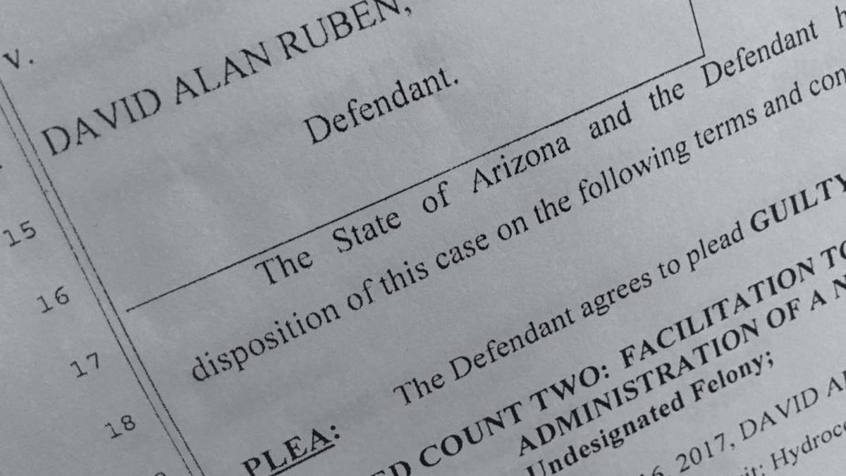 KOLD Investigates: Doctor pleads guilty after opioid indictment