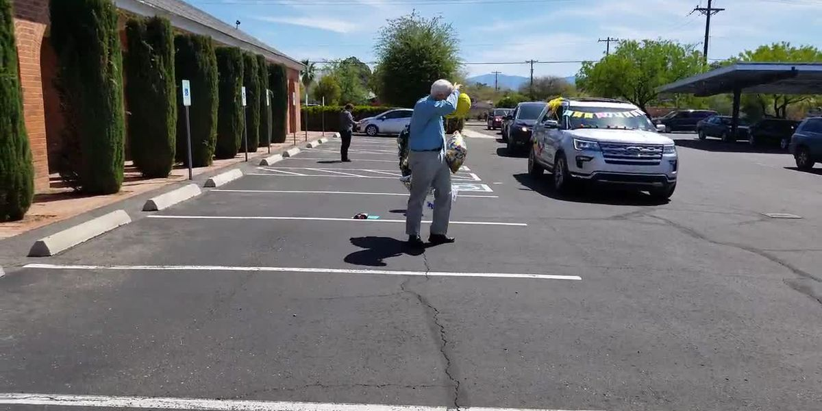 Local pastor gets pleasant birthday surprise from community members