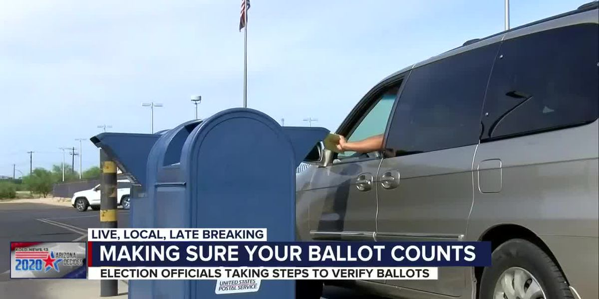 Pima County taking steps to make sure your mail-in ballot counts