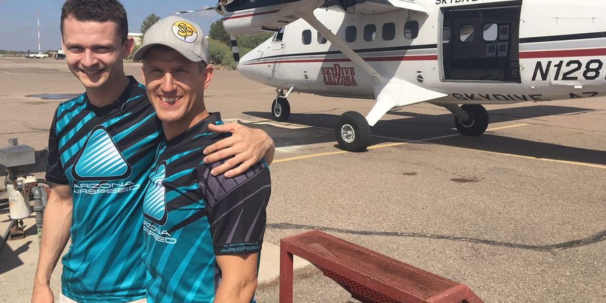 Local skydiving team headed to World Championships