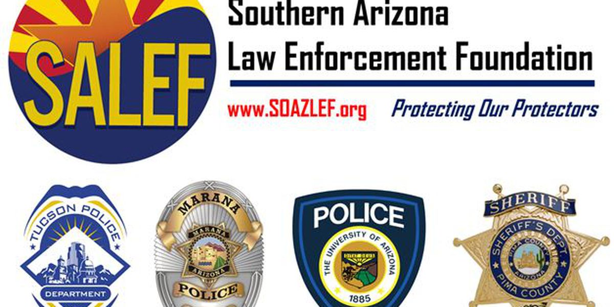 Southern Arizona Law Enforcement Foundation Unsung Heroes honorees