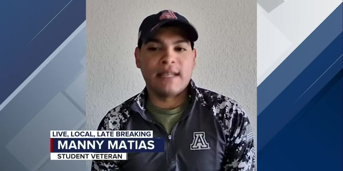 KOLD Noon Notebook: Special UA gear benefiting veterans