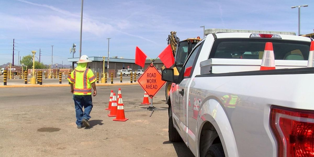 Week-long campaign aims to raise awareness about work-zone safety
