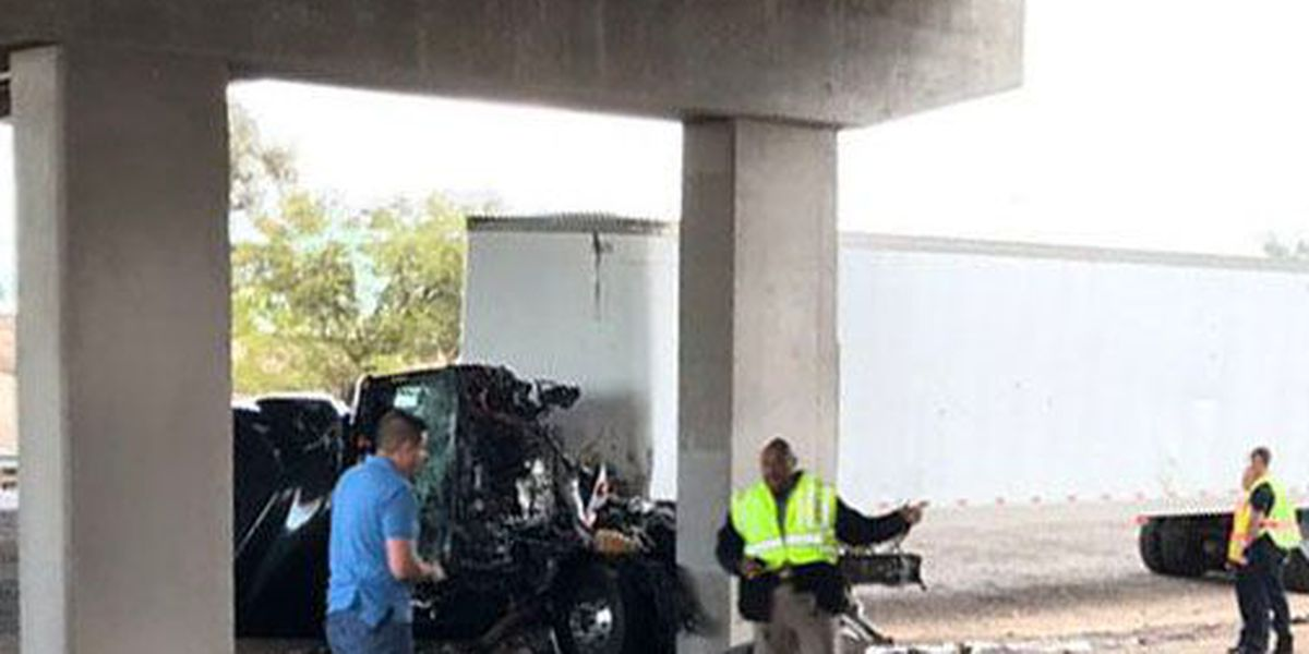 UPDATE: Officials identify truck driver who died in I-19 crash