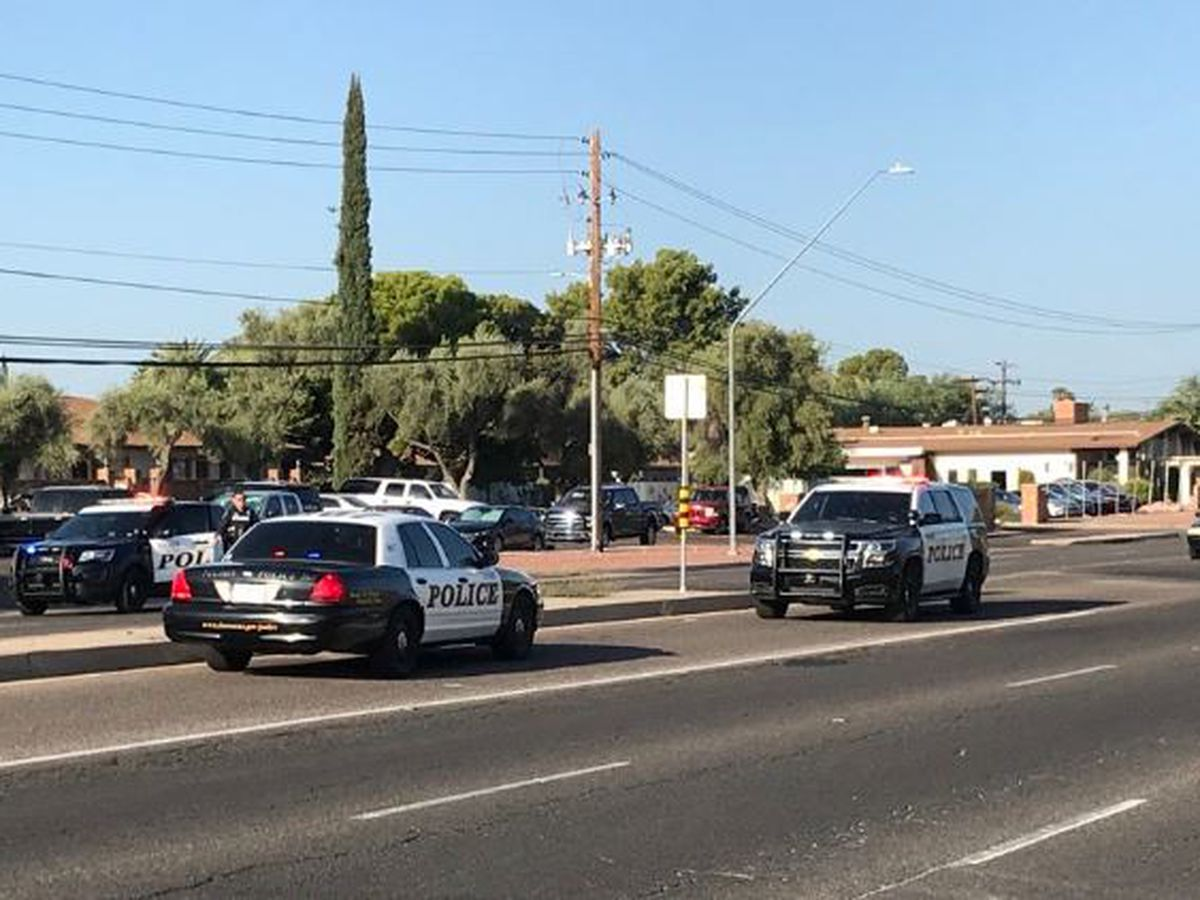 Woman struck by vehicle, seriously injured
