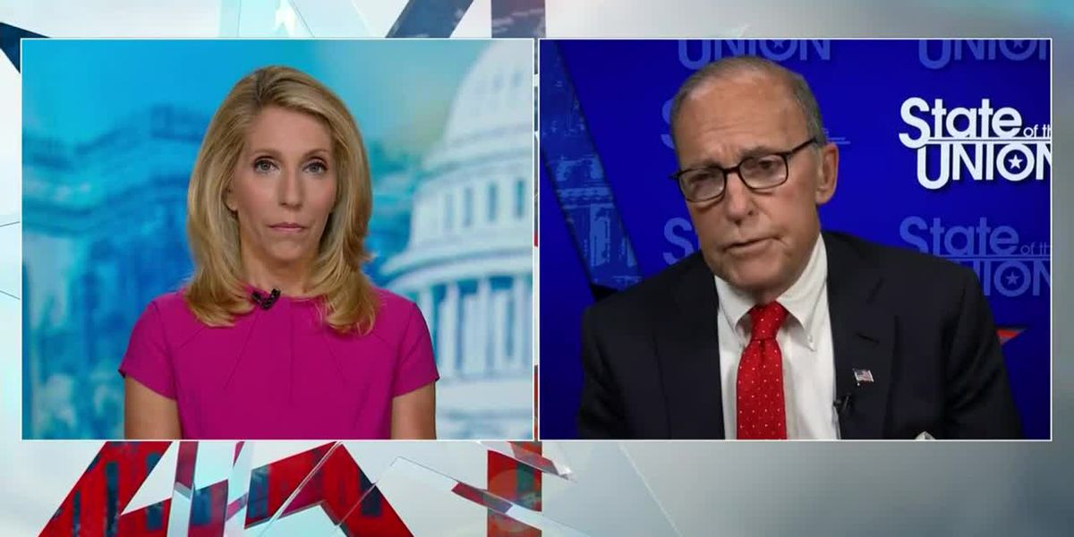 WH economic adviser discusses Trump order on unemployment